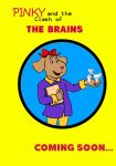 Pinky and the Clash of the Brains by dm7111722