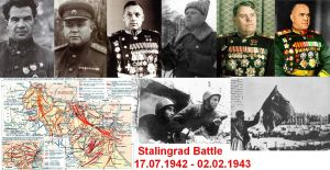 Stalingrad Battle - Counteroffensive by Mihenator
