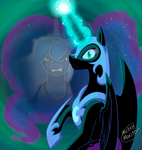 Luna's Nightmare by Mickeymonster