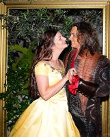 Rumbelle Looks by Eveningarwen