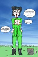 Changes : St. Pattys day latex by jimsupreme