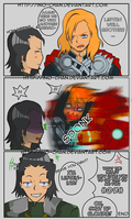.:The.Avengers.listen.well:. by Ino-chan