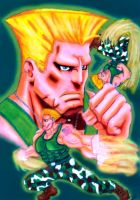 Guile by Joker-laugh