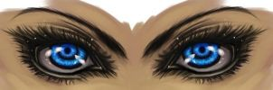 .::PRACTICE EYE...3::. by Misa-Chan007