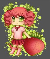 Strawberry by Rayuki