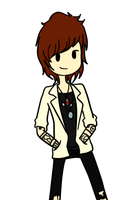 Christofer Drew by SourBears