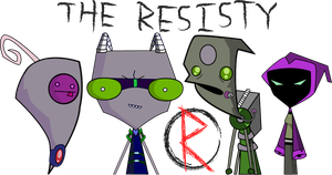 The Resisty by CaptainVendetta