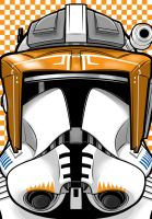 Commander Cody by Thuddleston