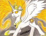 Burning Celestia *(Trade)* by The1King