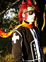 Carrying my melancholy - Lavi by Carlos-Sakata