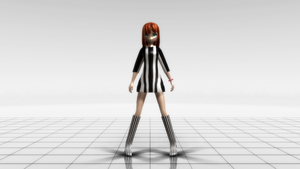 MMD Physics and Effects test+video by MajorAwesomeness
