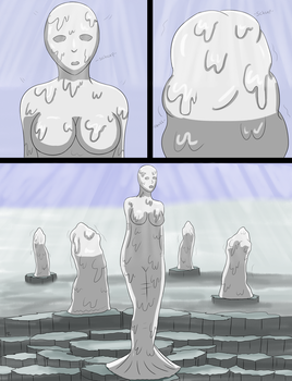 Mizukage's Infinite Encasement Page 3 (Commission) by Lady-of-Mud