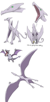 ...Have some Aerodactyl by Protocol00