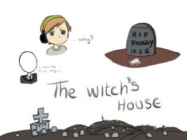 The Witch's House- Froggy's Death by Shmikoprincess