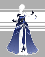 .::Outfit Adoptable 63(CLOSED)::. by Scarlett-Knight