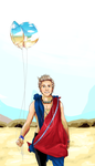 STEAL MY GIRL - NIALL AFRICAN PRINCE by danny-spikes