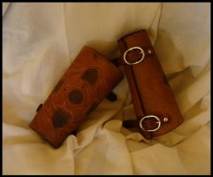 Gallo-Roman Bracer by Bear-Crafter