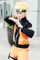 Naruto_iComic cosplay con_03 by Lilia92x