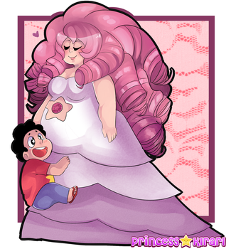 MOMMA UNIVERSE by ricefawn