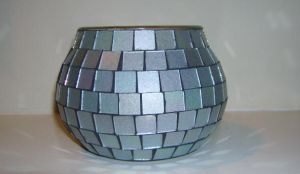 Disco Ball Candle 1 by juniper-stock