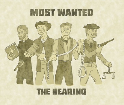 Most Wanted - The Hearing by EvilFishmonger