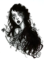 ophelia again by HILLYMINNE