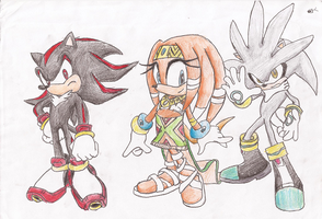 Shadow, Tikal, Silver by Anushka16