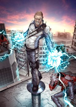 inFAMOUS by PatrickBrown