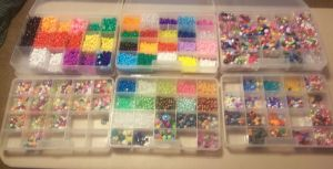 all my beads by ninjalove134