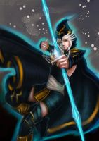 Ashe by float-cloud