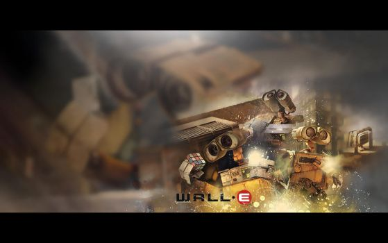 WALLE by orchidka
