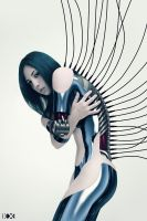 Cyber Nori 01 by XK-Images