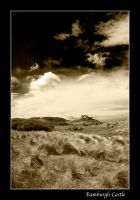 Bamburgh Castle 2 by newcastlemale