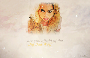 Are You Afraid of the Big Bad Wolf? by Vexa-Leonhart
