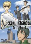 HS - Dirk x Jake - A Second Chance - Act 1 Cover by ChibiEdo