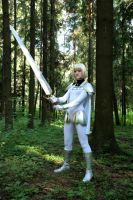 Claymore by MollyMetaphora