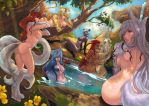 Goddess Paradise by Archie-The-RedCat