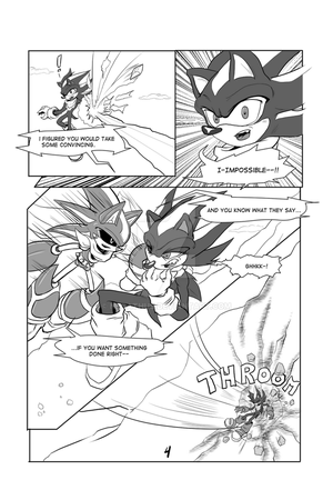 MMG: Issue #2 Page-4 by negathus