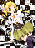 Tomoe Mami by Extra-Axis