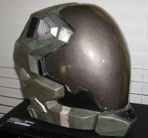 Reach Pilot Helmet Finished by Hyperballistik