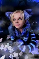 Cheshire Cat by TimmyFrost