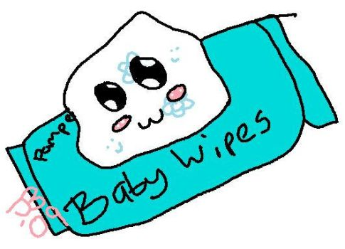 Baby Wipes Clipart
