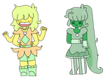 MORE sea salt fusions by netflixandsapphire
