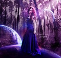 Violet Passion by Everpage
