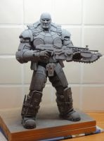 Marcus Fenix Completed 1 by Mutronics