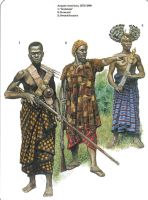 african warriors 2 by byzantinum