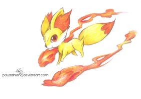 Fire-ish! by PawsShiEng