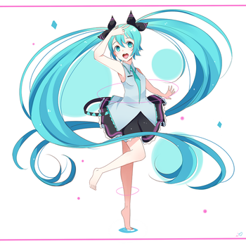 Miku you Miku me by Ipun
