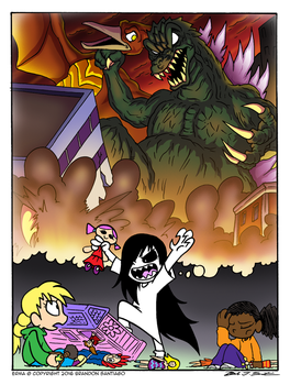13 Days of ERMA-WEEN: Day 12 by BJSinc