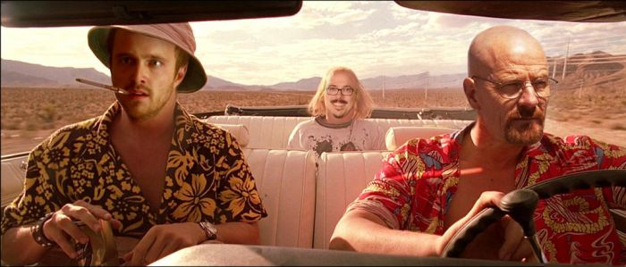 Fear and Loathing vs. Breaking Bad by Tomster84